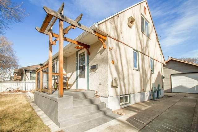 723 17 Street N, Lethbridge, AB T1H 3E2 (#A1076102) :: Greater Calgary Real Estate