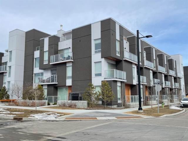 3130 Thirsk Street NW #310, Calgary, AB T3B 6H4 (#A1076125) :: Calgary Homefinders