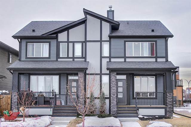 405 Midtown Parkway SW, Airdrie, AB T4B 4E2 (#A1076215) :: Redline Real Estate Group Inc