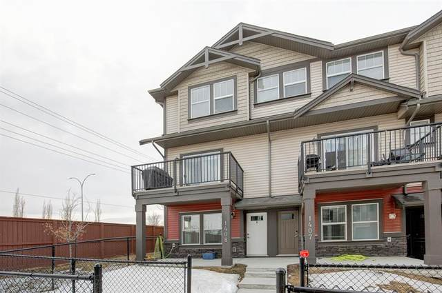 280 Williamstown Close NW #1408, Airdrie, AB T3B 4B6 (#A1076246) :: Redline Real Estate Group Inc