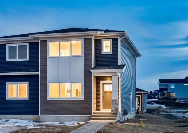 57 River Heights Drive, Cochrane, AB T4C 2A4 (#A1076249) :: Redline Real Estate Group Inc