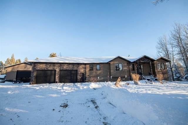 703013 Rng Rd  64 Road Hwy 43, Rural Grande Prairie No. 1, County of, AB T8W 5K1 (#A1076250) :: Greater Calgary Real Estate