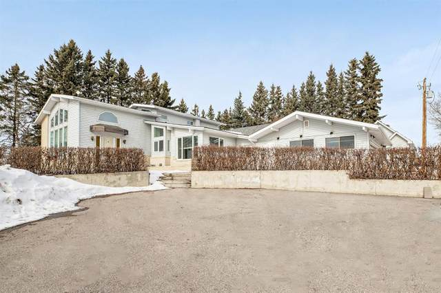 23052 Big Hill Springs Road, Rural Rocky View County, AB T4B 2A3 (#A1076277) :: Redline Real Estate Group Inc