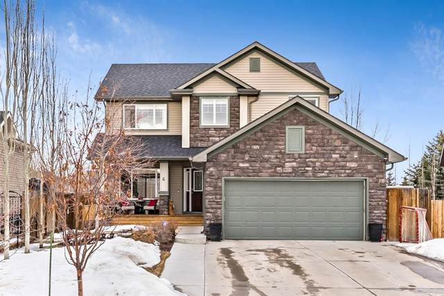 6 Crystal Green Grove, Okotoks, AB T1S 0C8 (#A1076312) :: Redline Real Estate Group Inc