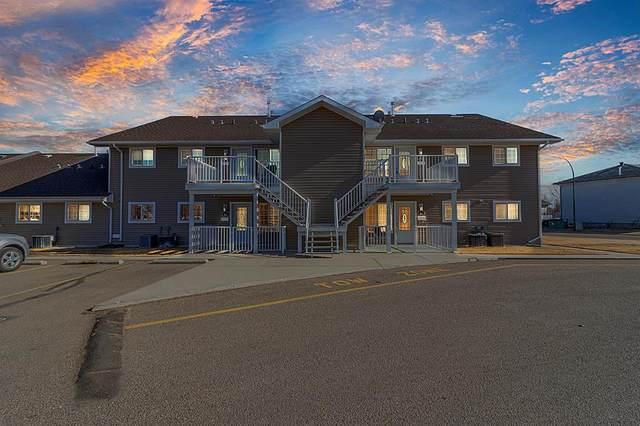 64 Northlands Lane NE, Medicine Hat, AB T1C 0A8 (#A1076393) :: Redline Real Estate Group Inc