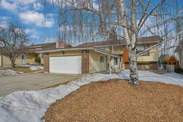 18 Westhill Drive, Didsbury, AB T0M 0W0 (#A1076488) :: Redline Real Estate Group Inc