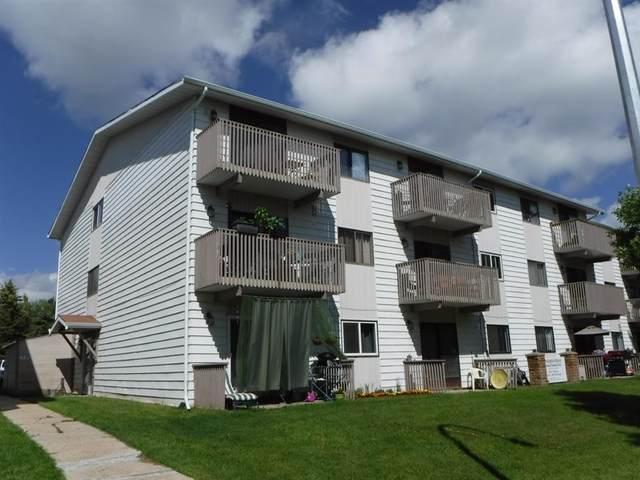 114 Mount Pleasant Drive 101A, Camrose, AB T4V 2M7 (#A1076510) :: Calgary Homefinders