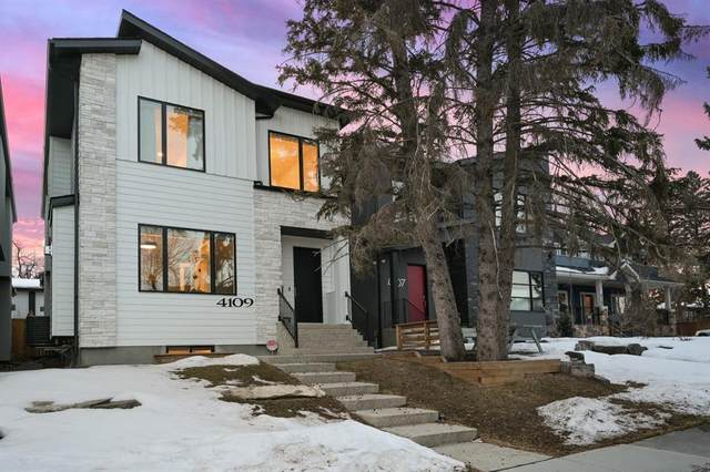 4109 16A Street SW, Calgary, AB T2T 4L3 (#A1076526) :: Western Elite Real Estate Group