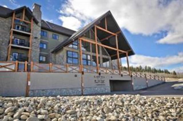77 George Fox Trail #117, Cochrane, AB T4C 0N1 (#A1076539) :: Western Elite Real Estate Group