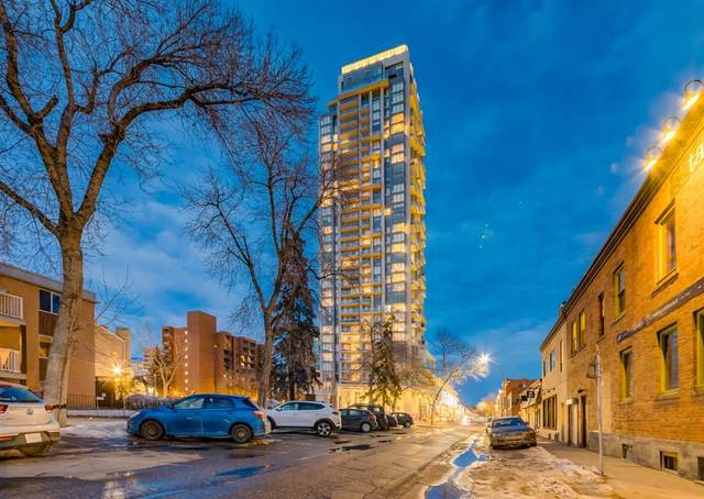 930 16 Avenue SW #1007, Calgary, AB T2R 1C2 (#A1076545) :: Redline Real Estate Group Inc