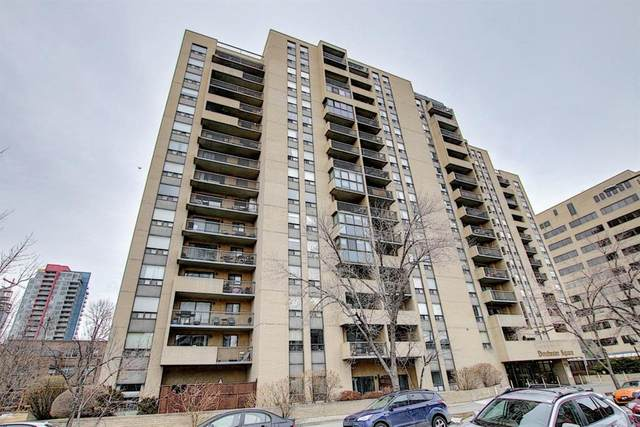 924 14 Avenue SW #1506, Calgary, AB T2R 0N7 (#A1076554) :: Redline Real Estate Group Inc