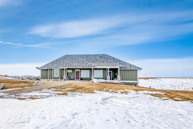 32325 Range Road 24, Rural Mountain View County, AB T0M 0W0 (#A1076665) :: Redline Real Estate Group Inc