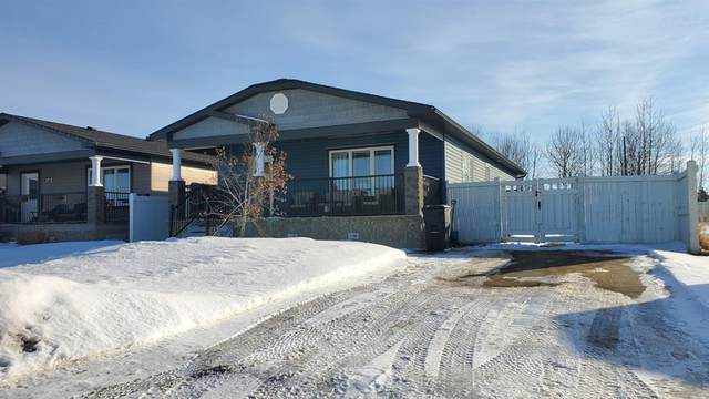 321 12 Street SW, Slave Lake, AB T0G 2A4 (#A1076700) :: Redline Real Estate Group Inc