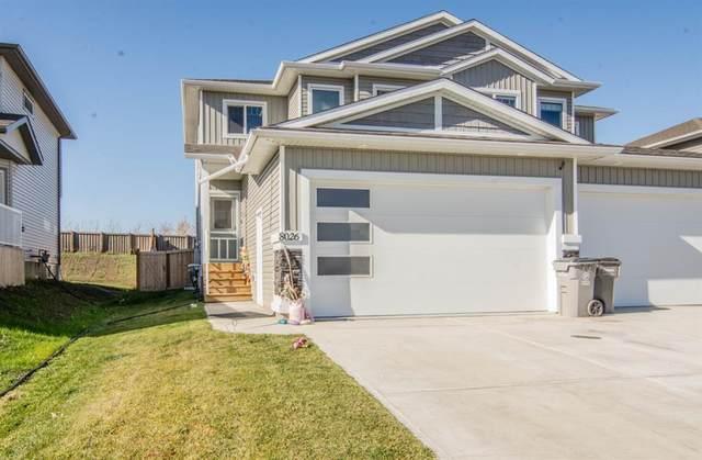 8026 91 Street, Grande Prairie, AB T8X 1C4 (#A1076705) :: Redline Real Estate Group Inc