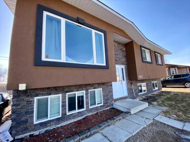 103 Wildrose Avenue W, Brooks, AB T1R 0A7 (#A1076708) :: Calgary Homefinders