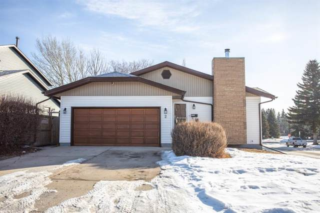 2 Gish Street, Red Deer, AB T4P 2N7 (#A1076736) :: Redline Real Estate Group Inc