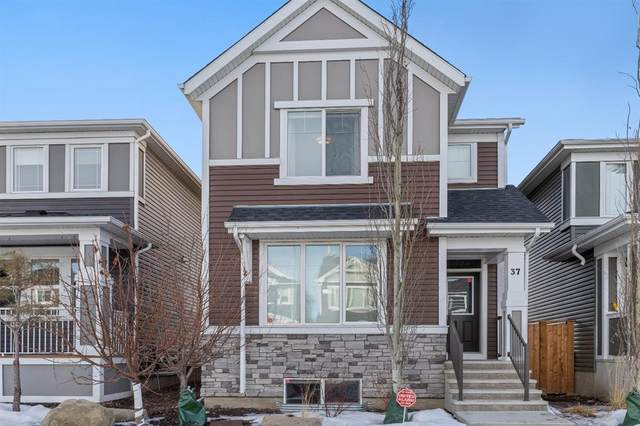 37 Red Embers Row NE, Calgary, AB T3N 1B6 (#A1076749) :: Greater Calgary Real Estate