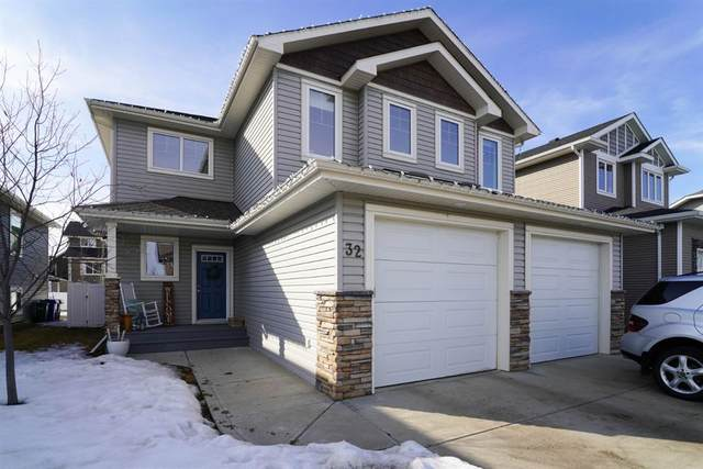 32 Sisson Avenue, Red Deer, AB T4R 0L9 (#A1076821) :: Greater Calgary Real Estate