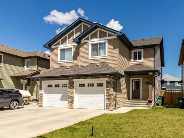 32 Van Slyke Way, Red Deer, AB T4R 0N4 (#A1076906) :: Greater Calgary Real Estate