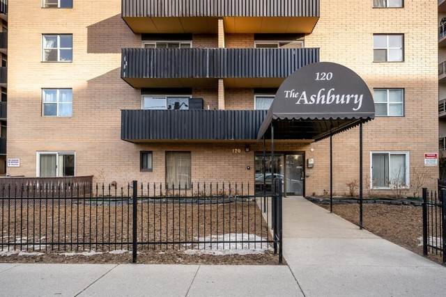 120 15 Avenue SW #403, Calgary, AB T2R 0P5 (#A1076914) :: Redline Real Estate Group Inc