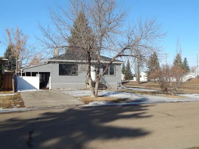 4612 53 Street N, Stettler Town, AB T0C 2L2 (#A1076927) :: Calgary Homefinders