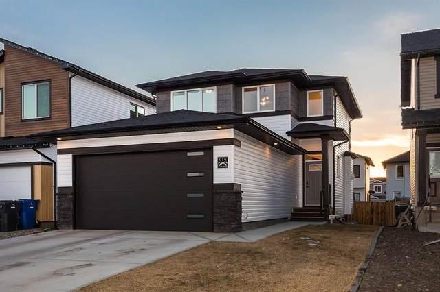 914 Coalbrook Close W, Lethbridge, AB T1J 5M9 (#A1076932) :: Greater Calgary Real Estate