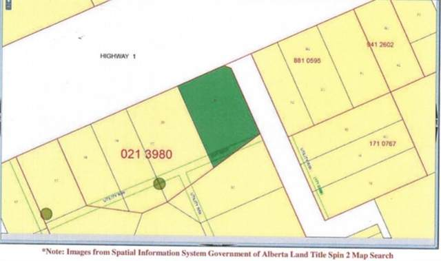 301 7 Street, Dunmore, AB T1B 0K9 (#A1076953) :: Calgary Homefinders