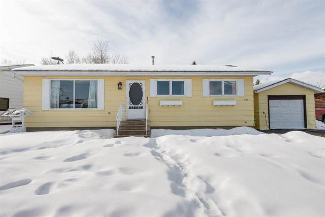 4305 54 Street, Athabasca Town, AB T9S 1J7 (#A1076962) :: Redline Real Estate Group Inc