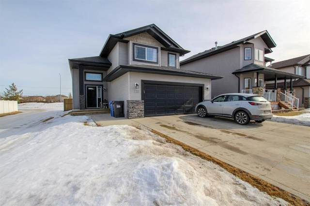 232 Jenner Crescent, Red Deer, AB T4P 0B5 (#A1076974) :: Greater Calgary Real Estate