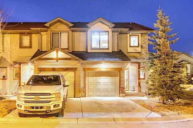 413 River Avenue #302, Cochrane, AB T4C 0P2 (#A1076989) :: Western Elite Real Estate Group