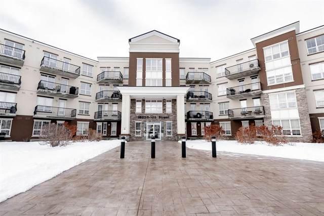 12320 102 Street #105, Grande Prairie, AB T8V 0N4 (#A1077029) :: Western Elite Real Estate Group