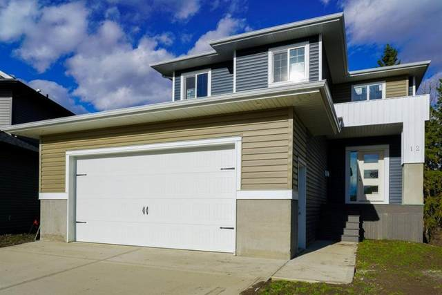 12 Gunn Close, Red Deer, AB T4P 2N2 (#A1077031) :: Redline Real Estate Group Inc