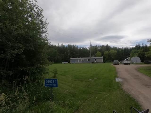 52073 Township Road  724, Rural Lesser Slave River No. 124, M.D. of, AB T0G 2A0 (#A1077056) :: Redline Real Estate Group Inc