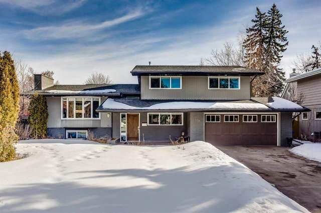 12 Eagle Ridge Drive SW, Calgary, AB T2V 2V4 (#A1077154) :: Greater Calgary Real Estate