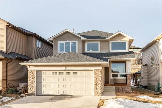 160 Sunset Close Close, Cochrane, AB T4C 0B0 (#A1077185) :: Western Elite Real Estate Group