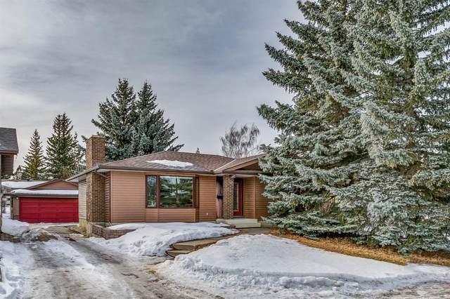 539 Brookpark Drive SW, Calgary, AB T2W 2W9 (#A1077191) :: Redline Real Estate Group Inc