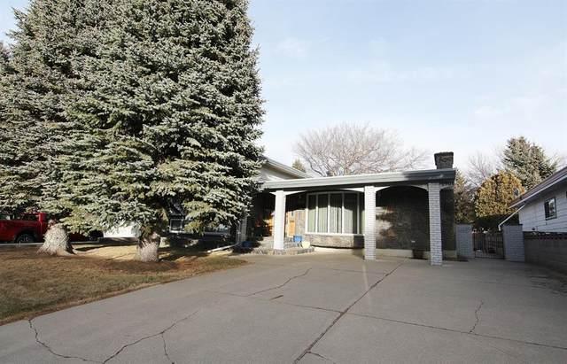 1901 Lakeshore Road S, Lethbridge, AB T1K 3P7 (#A1077196) :: Greater Calgary Real Estate