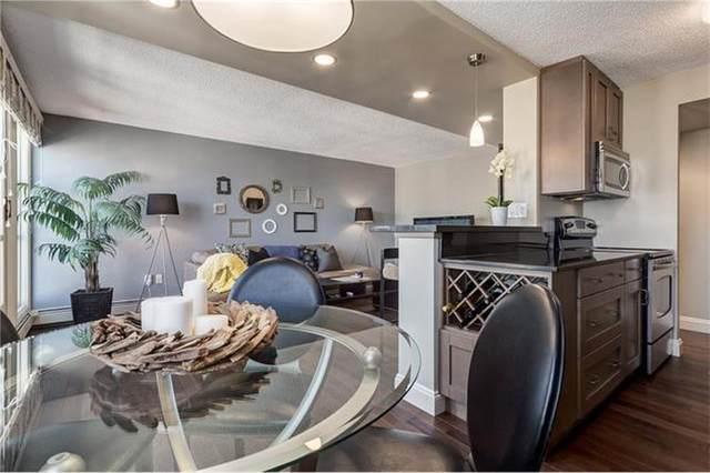 733 14 Avenue SW #1602, Calgary, AB T2R 0N3 (#A1077201) :: Western Elite Real Estate Group