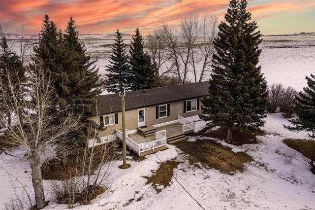 402028 96 Street W, Rural Foothills County, AB T1S 1A1 (#A1077216) :: Redline Real Estate Group Inc