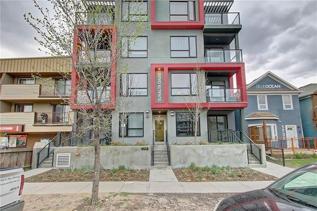 1734 11 Avenue SW #301, Calgary, AB T3C 0N4 (#A1077222) :: Redline Real Estate Group Inc