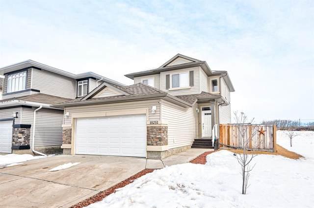 10251 85 Street, Grande Prairie, AB T8X 0K3 (#A1077239) :: Western Elite Real Estate Group