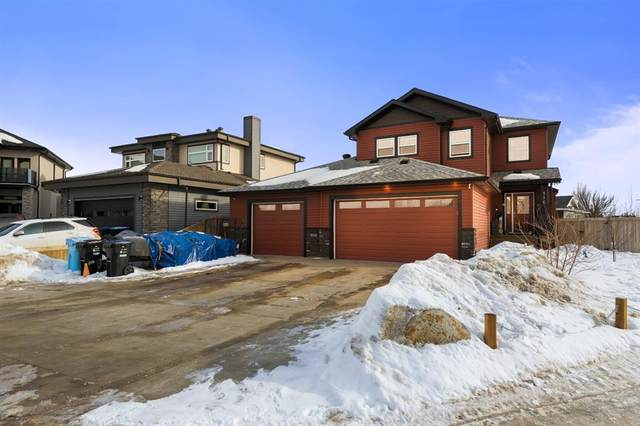 116 Webb Drive, Fort Mcmurray, AB T9H 5H3 (#A1077261) :: Western Elite Real Estate Group