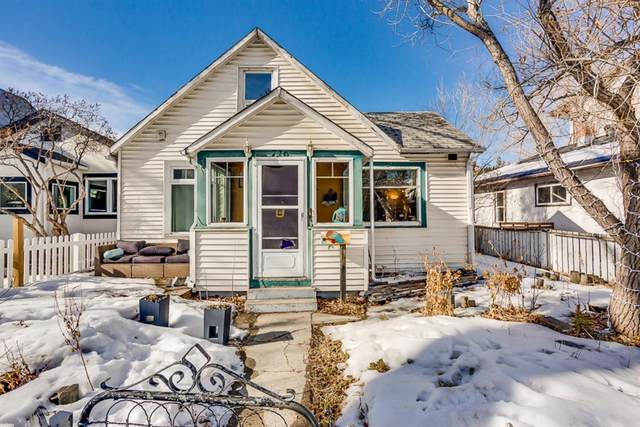 726 1 Avenue NW, Calgary, AB  (#A1077266) :: Western Elite Real Estate Group