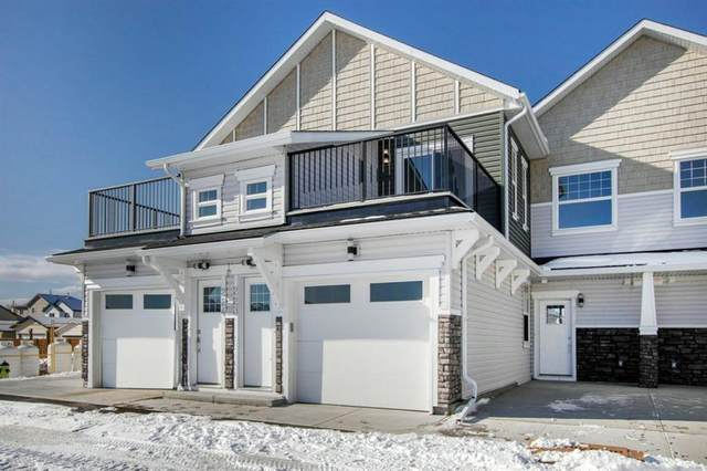 115 Sagewood Drive #502, Airdrie, AB T4B 4V5 (#A1077274) :: Redline Real Estate Group Inc