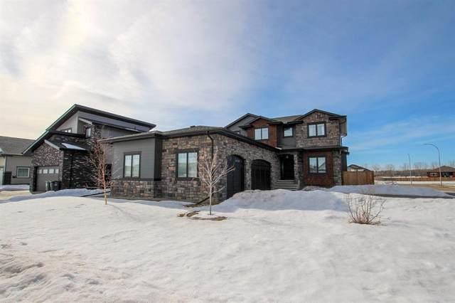 17 Napoleon Meadows Way, Innisfail, AB T4G 0N6 (#A1077308) :: Calgary Homefinders