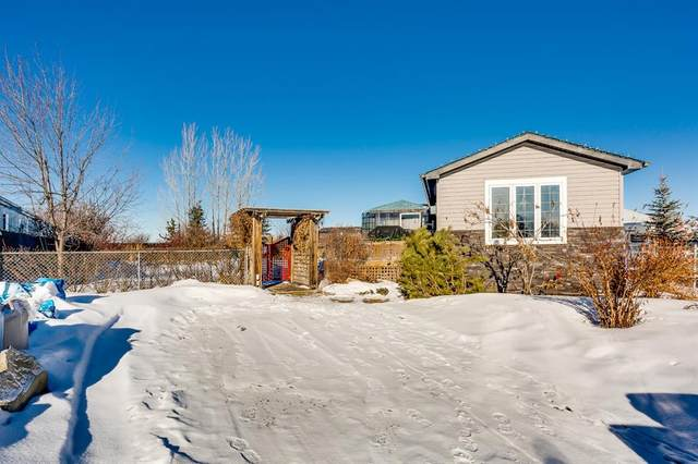 4 Downie Close, Carstairs, AB T0M 0N0 (#A1077365) :: Redline Real Estate Group Inc