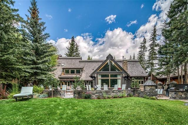 301 Buffalo Street, Banff, AB T1L 1G1 (#A1077379) :: Redline Real Estate Group Inc