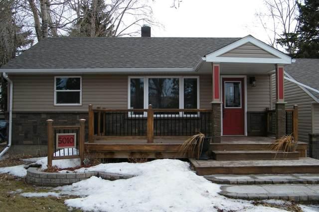 5010 46 Avenue, Forestburg, AB T0B 1N0 (#A1077394) :: Calgary Homefinders