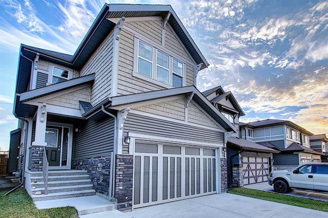 238 Kingfisher Crescent SE, Airdrie, AB T4A 0X6 (#A1077428) :: Western Elite Real Estate Group