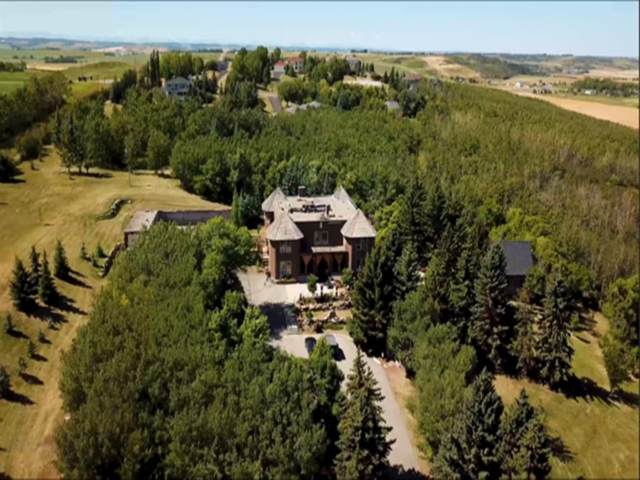 16026 242 Avenue W, Rural Foothills County, AB T0L 0X0 (#A1077432) :: Redline Real Estate Group Inc
